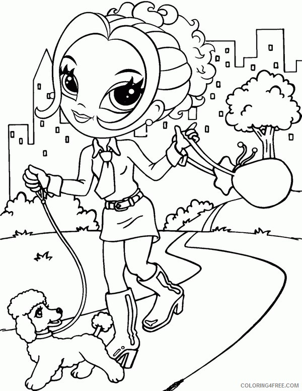Free Printable Lisa Frank Coloring Pages For Kids | 776x600