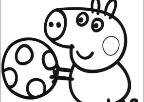 Peppa Pig Coloring Pages - Page 3 of 3 - Coloring4Free.com