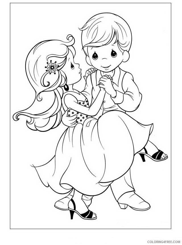 Free Printable Precious Moments Coloring Pages For Kids | 860x640