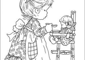 Sarah Kay Coloring Pages - Coloring4Free.com