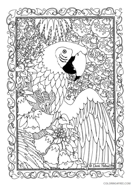 - Advanced Coloring Pages Animals Newitaliancinema.org