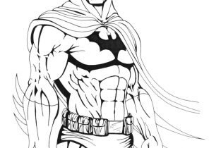Batman Coloring Pages Page 2 Of 3 Coloring4free Com