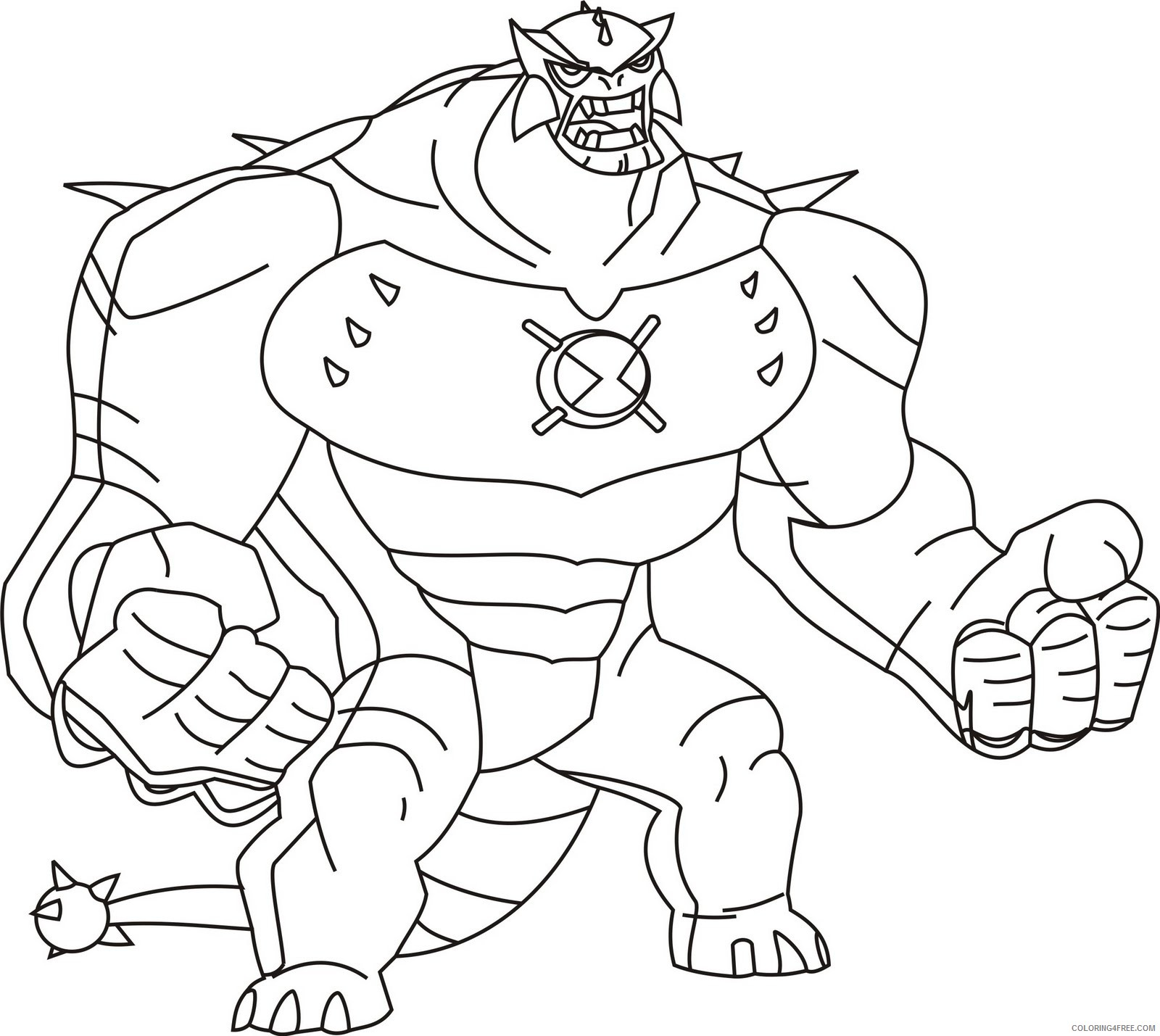 Ben 10 Aliens Way Big Coloring Page for Kids, Coloring Book - YouTube   1429x1600