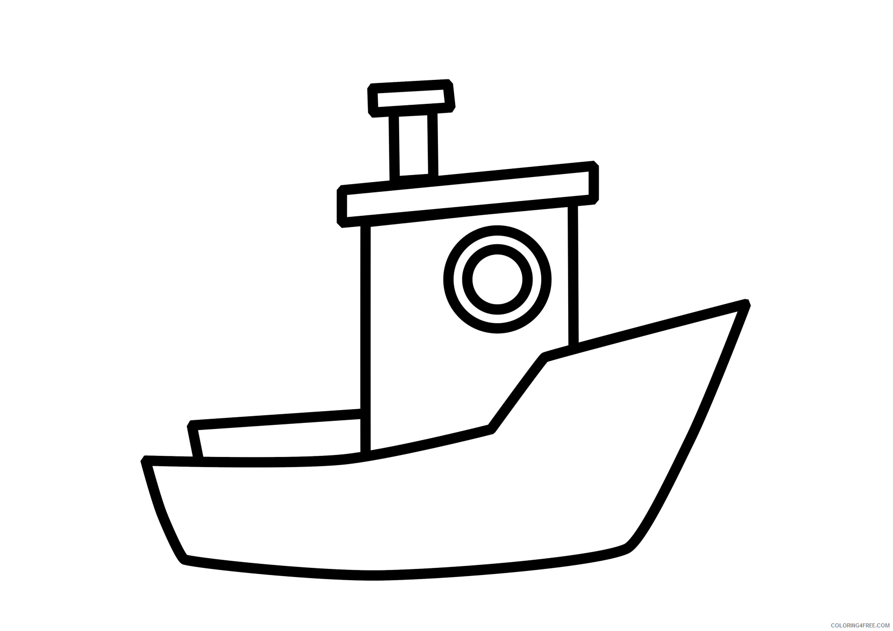 Sailboat Coloring Pictures - Coloring Home | 1240x1754