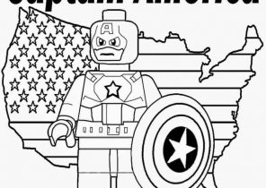 Captain America Coloring Pages Coloring4free Com