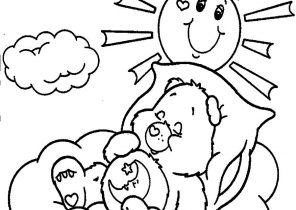 Bedtime Bear Coloring Pages - Free Printable Coloring Pages | Free ... | 210x296