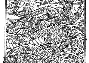 Complex Coloring Pages - Coloring4Free.com