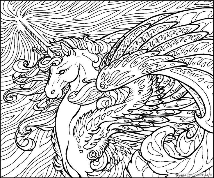 - Hard Coloring Pages Printable Coloring4free - Coloring4Free.com