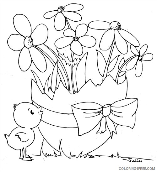 Top 10 Free Printable Cute Chicks Coloring Pages Online | 549x500