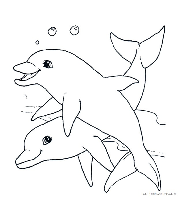 Dolphin Zentangle coloring page | Free Printable Coloring Pages | 683x617