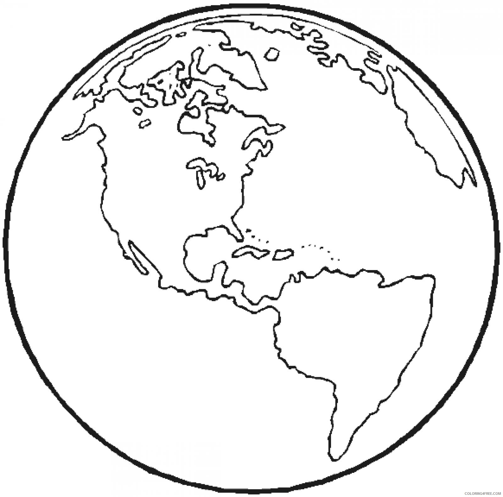 God Coloring Pages God Created The Earth Coloring Pages Coloring ... | 1583x1600