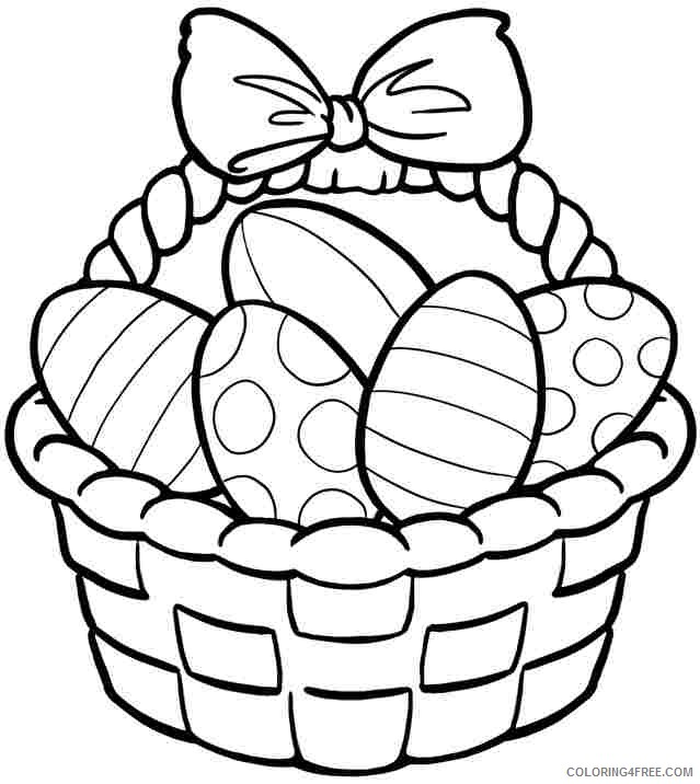 83 Best Easter Coloring Pages   Free Printable PDFs to Download   716x639