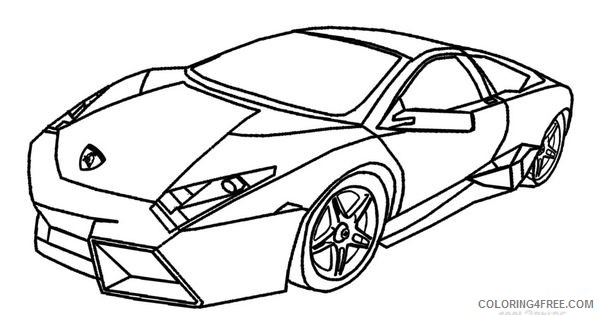 Printable Lamborghini Coloring Pages di 2020 | Lamborghini ... | 315x600