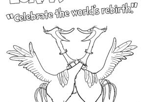 Lorax Coloring Pages - Coloring4Free.com