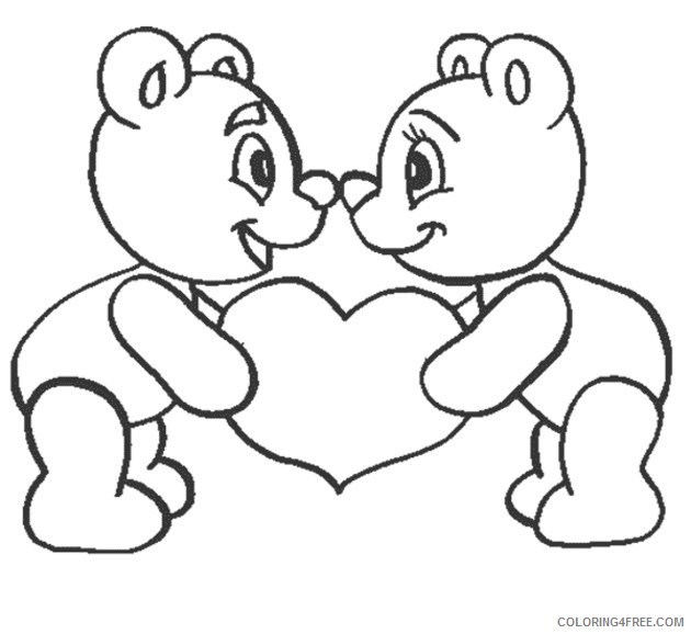 20+ Free Printable Teddy Bear Coloring Pages - EverFreeColoring.com   578x630