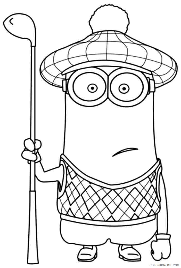 Minions coloring pages   Free Coloring Pages   1036x702