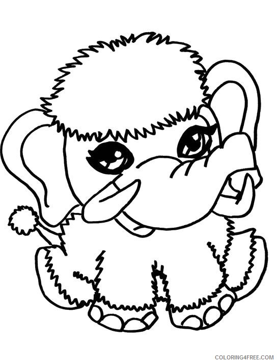Monster High Pets Coloring Pages Shiver Coloring4free Coloring4free Com