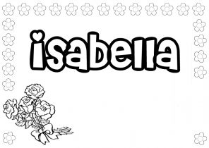 Name Coloring Pages Coloring4Free com