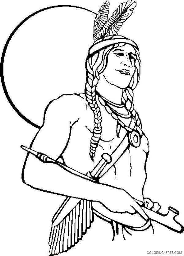 American Indian Horse Drawing High Resolution Stock Photography ... | 832x600