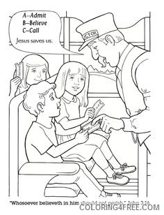 Polar Express Coloring Pages Kids And Conductor Coloring4free Coloring4free Com