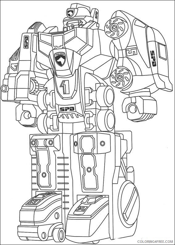 Power Ranger Coloring Pages Ninja Storm Coloring4free Coloring4free Com
