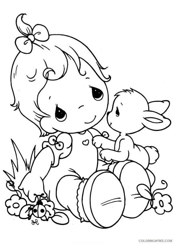 Jesus loves me....this I know! | Precious moments coloring pages ... | 840x600