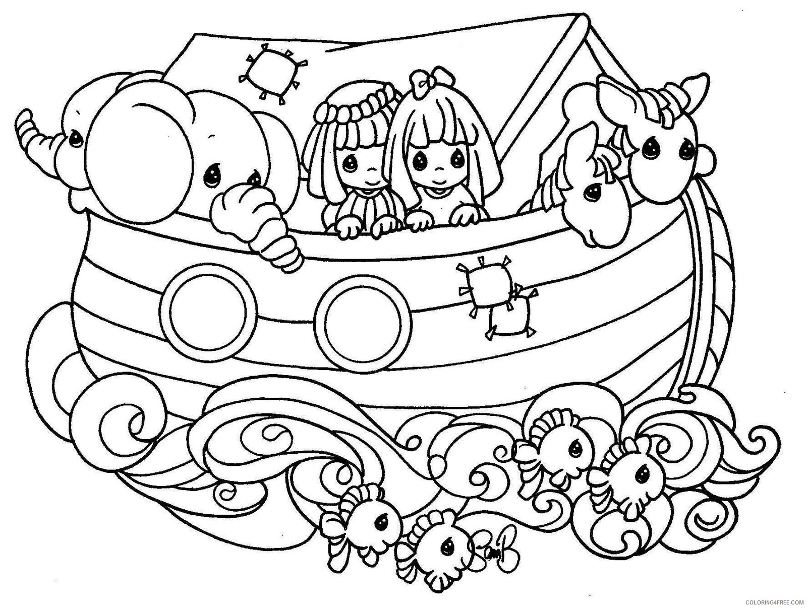 precious moments coloring pages bible Coloring4free - Coloring4Free.com