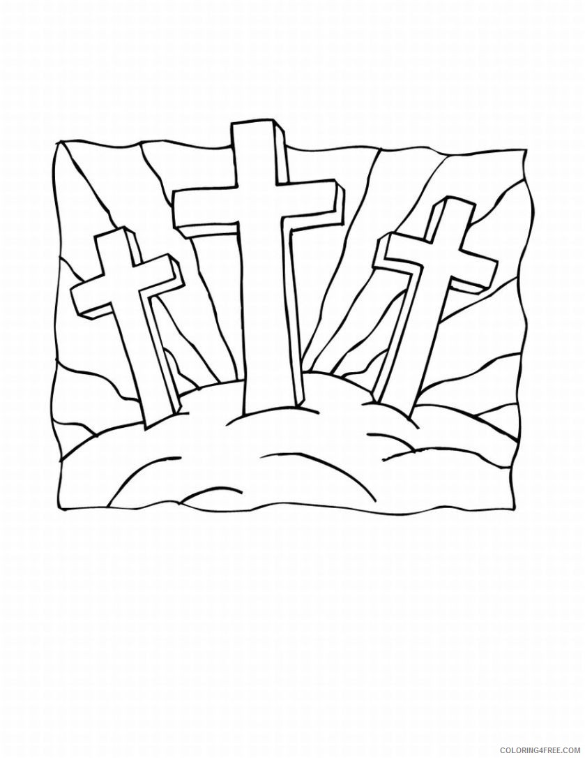 Printable Christian Coloring Pages Coloring4free - Coloring4Free.com