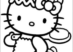 Hello Kitty Coloring Pages - Coloring4Free.com