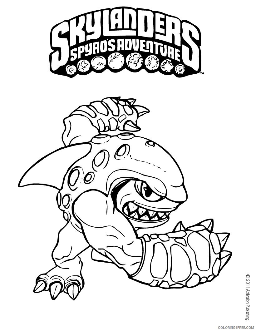 Free Skylanders Stealth Elf Coloring Page | Mermaid coloring pages ... | 1060x820