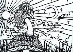 Snail sitting on beautiful mushroom for T-Shirt design, tattoo and ... | 210x296