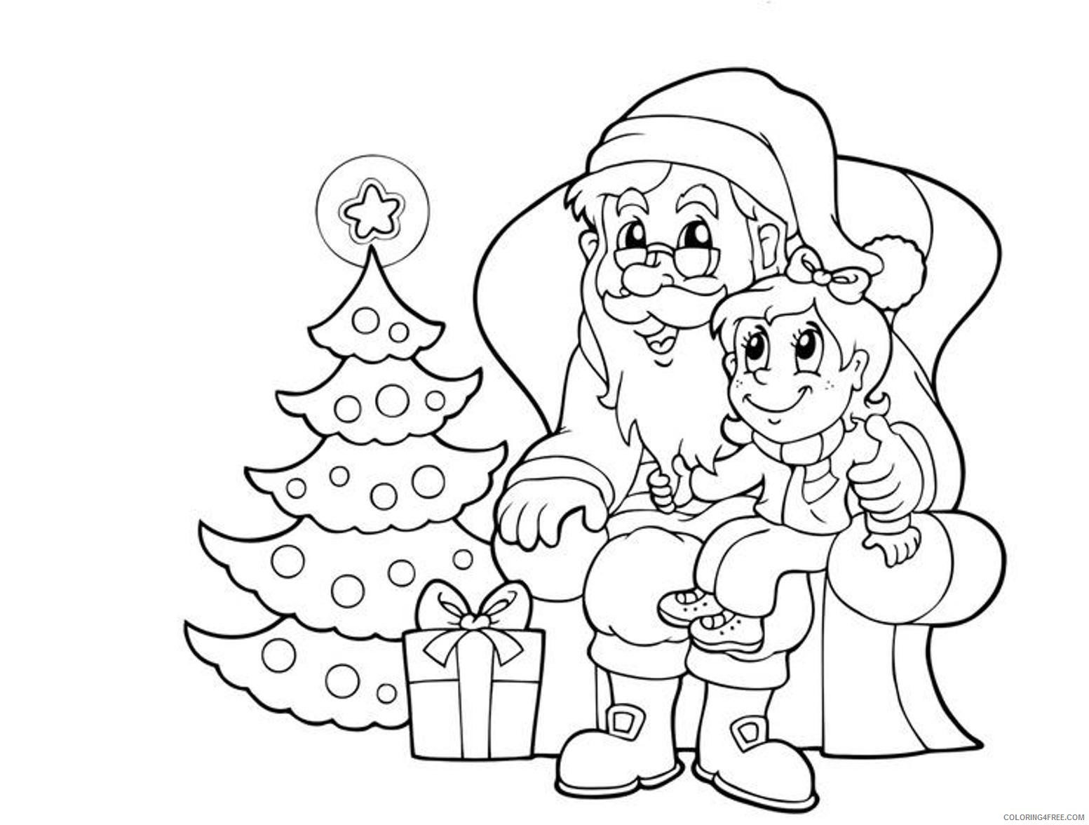 Free Santa Claus Template Printable, Download Free Clip Art, Free ... | 1176x1553