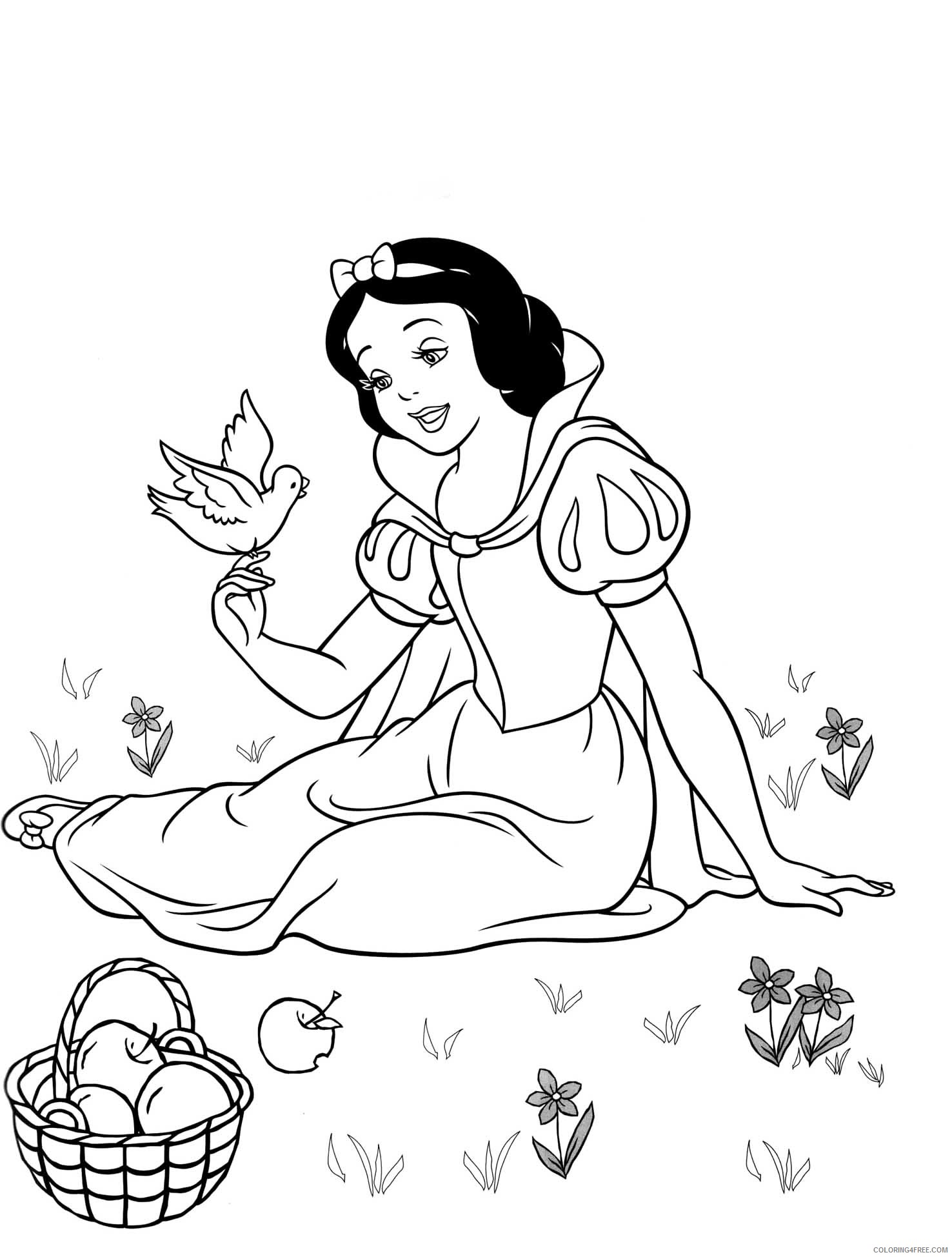 Disney Princess Coloring Pages - Find thousands of Disney Princess ... | 1948x1476