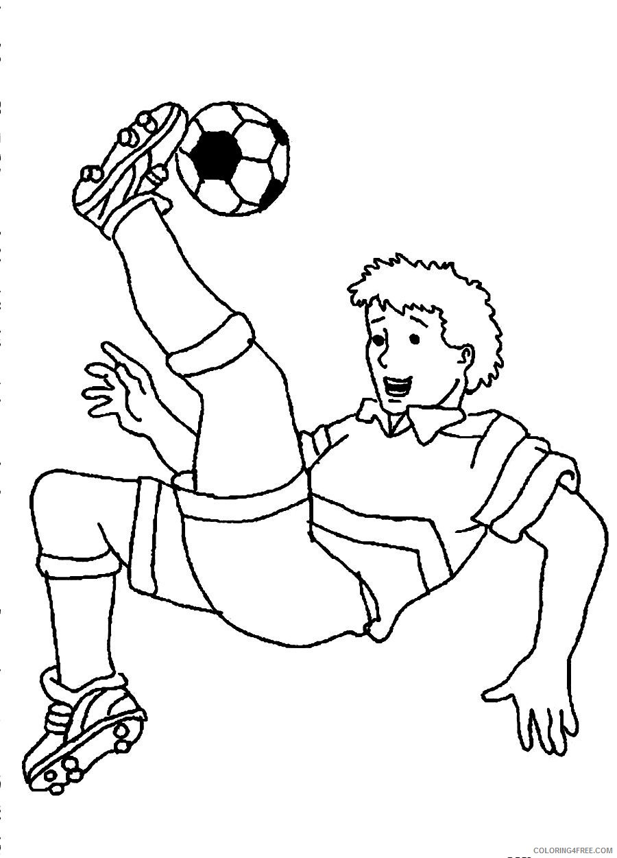FIFA WORLD CUP SOCCER coloring pages - Coloring pages - Printable ... | 1251x900