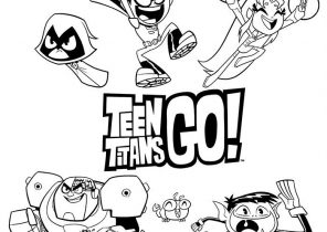 Teen Titans Coloring Pages - Coloring4Free.com