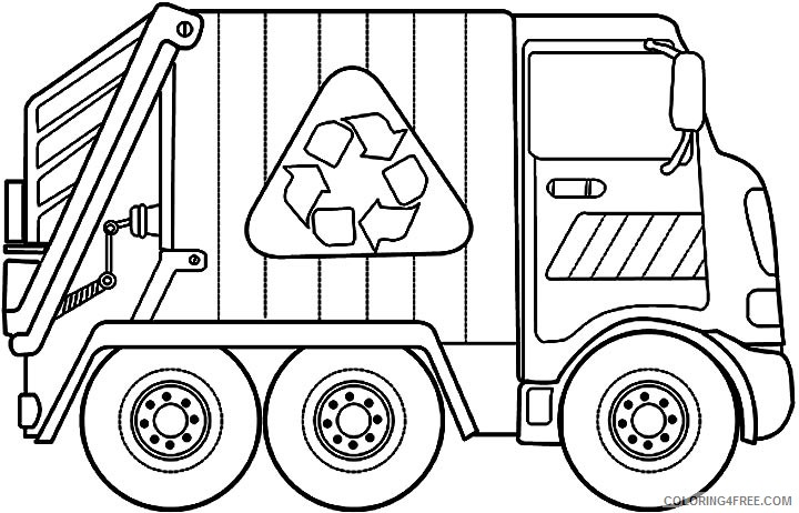 USA fire truck coloring page || COLORING-PAGES-PRINTABLE.COM | 462x720
