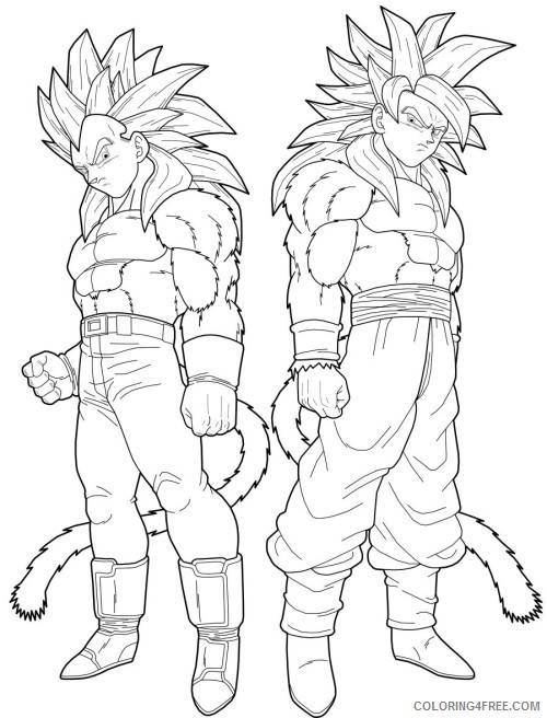Dragon Ball Gt Coloring Pages | Dragon coloring page, Dragon ball ... | 656x500