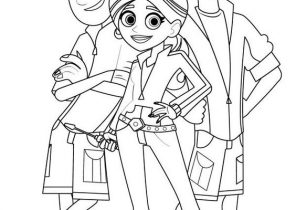 Wild Kratts Coloring Pages - Coloring4Free.com