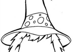 Witch Coloring Pages Coloring4free Com