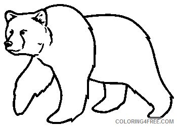 20 bear drawing that you can download to you computer cKBW37 coloring
