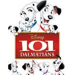 101 Dalmatians Coloring Pages