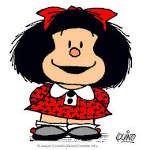 Mafalda Coloring Pages