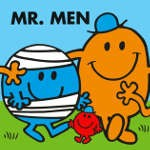 Mr. Men Coloring Pages