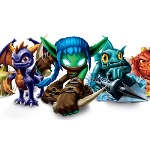 Skylanders Coloring Pages