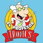 Professor Tropics Coloring Pages