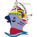 Barco Coloring Pages