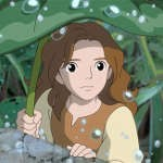 Arrietty Coloring Pages