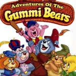 Disney's Adventures of the Gummi Bears Coloring Pages