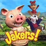 Jakers! The Adventures of Piggley Winks Coloring Pages