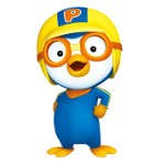 Pororo the Little Penguin Coloring Pages